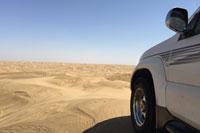 清明库不齐沙漠穿越