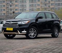 新汉兰达7座SUV:温州车展亮相发布会