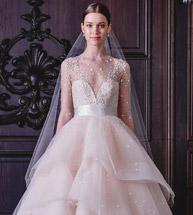 纽约婚纱周15款惊艳设计