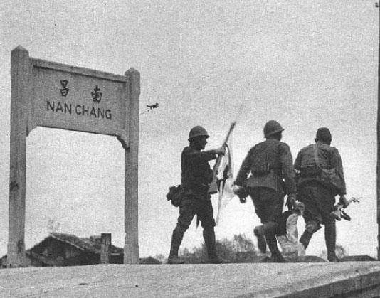 经典战役馆:南昌会战