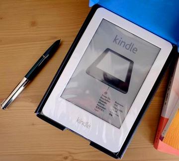 满满文艺范 Kindle 白色版上手体验