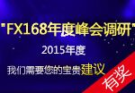 FX168年度调研