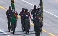 瓦努阿图代表团方队