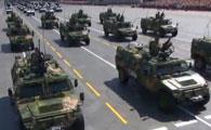 轻型防护型突击车方队