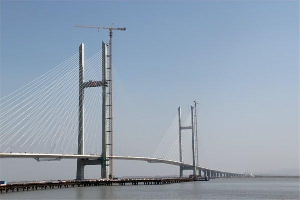 资料图:新鸭绿江大桥。图片来自环球时报