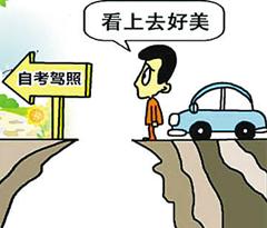 考驾照不用去驾校?自学考驾照来了