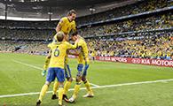 爱尔兰1-1瑞典