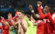 瑞士0-0法国
