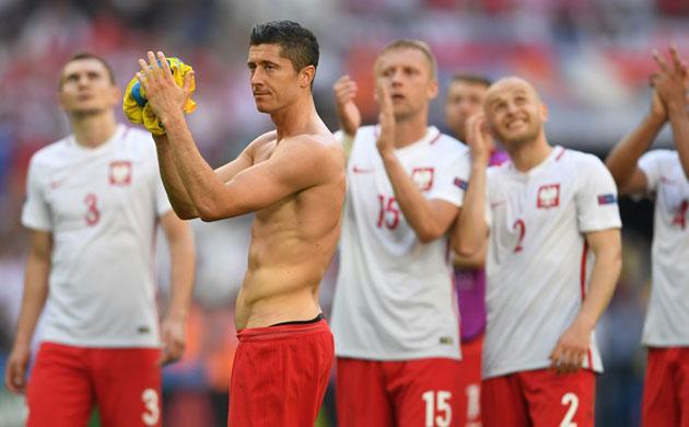 乌克兰0-1波兰