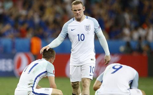 英格兰1-2冰岛