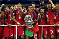 葡萄牙1-0法国