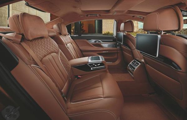 143.8万元起售 宝马推7系个性定制车型