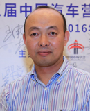 江淮汽车乘用车营销公司副总经理 李建华