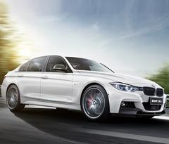 "BMW3系2017款""燃擎上市"