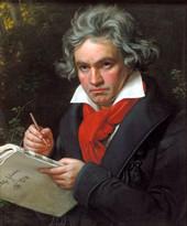 自由至上的射手座--路德维希·凡·贝多芬