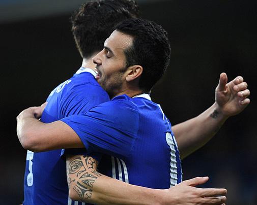 足总杯-佩德罗梅开二度特里染红 切尔西4-1晋级