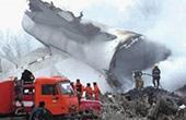 土耳其货机坠毁画面曝光
