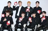 專訪EXO:春節后籌備新專輯 世勛自拍引成員爆笑