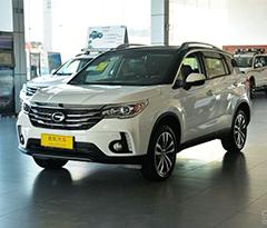 广汽传祺GS4售9.98万起 现车充足