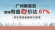 广州新政;增城;最新价格