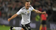 热身赛-德国1-0英格兰 波尔蒂破门