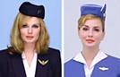 速看百年空姐制服变化史