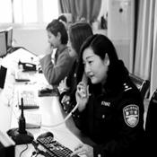 上蔡县公安局110指挥中心大力加强接报警受理工作