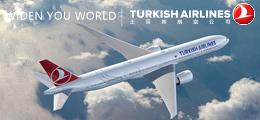 土耳其航空与您一起飞往世界各地