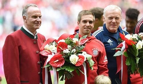 特评:拉姆伟大可比贝皇 德国足球盛世的缔造者