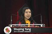 留学生毕业演讲被指辱华