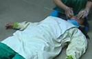 医生怀孕五个月手术室累晕