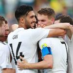 联合会杯-德国3-1喀麦隆