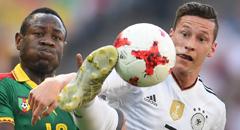 德国3-1喀麦隆 建业锋霸PK战车队长