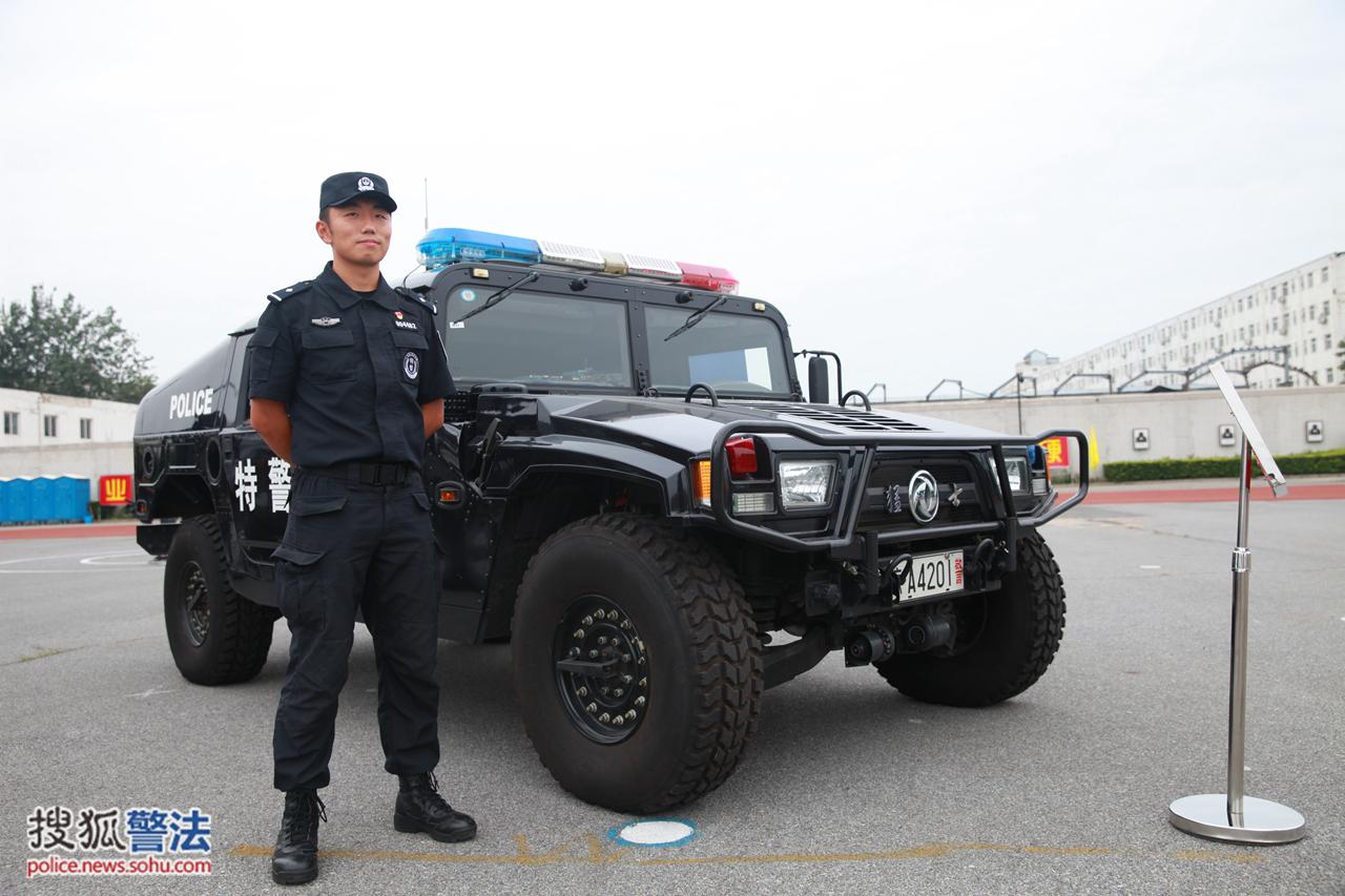 带你走进北京反恐特警总队警营开放日(组图)