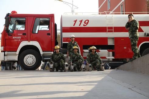 宁波消防模拟实训演习教你把握致命的15分钟