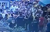 外卖员围殴保安致8伤