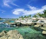 阳光海滩的度假圣地坎昆,这个女人岛不简单