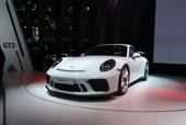 新款保时捷911 GT3