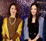 李小璐与母亲同框似姐妹