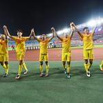 U19四国赛-国青取两连胜