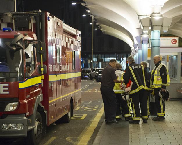 """英国伦敦再度发生""""泼酸袭击""""事件 6人受伤"""