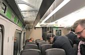 日本高铁英国首秀变水箱