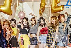 Twice回归预告照公开 九人九色Party风可爱靓丽