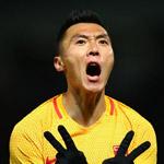 东亚杯-国足2-2韩国