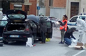 意大利枪击事件致6伤