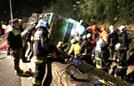 台载陆客游览车发生车祸