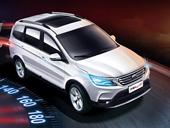 开瑞K60新增车型