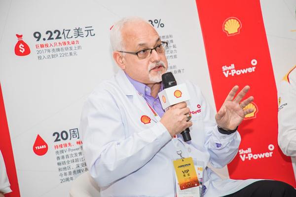 壳牌V-Power助力2018法拉利赛道日嘉年华