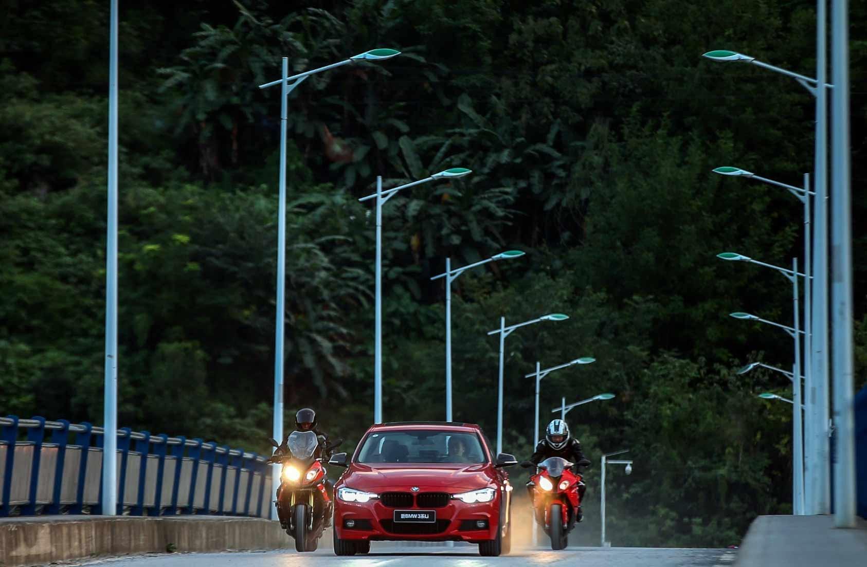 新BMW 3系成功拥有