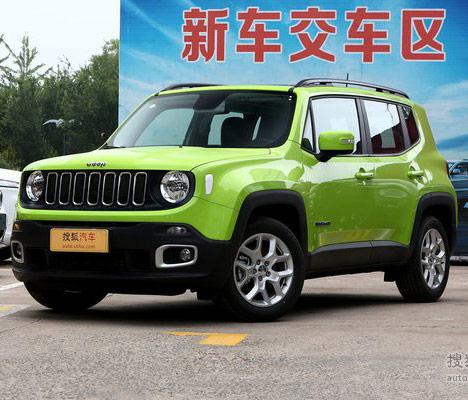 Jeep自由侠最高优惠2.3万